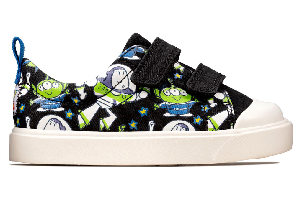 toy story 4 x clarks, sneakers, toddler city