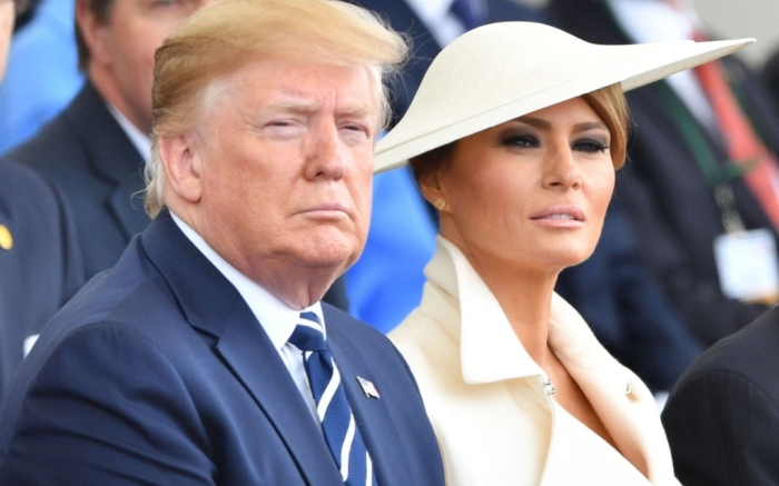 melania trump, president donald trump