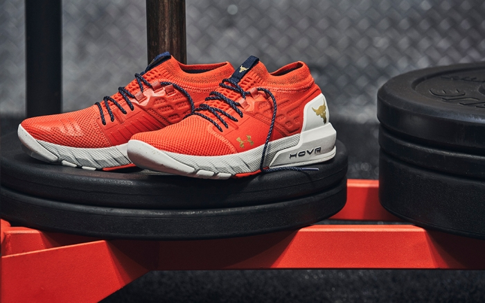 Under Armour Project Rock 2