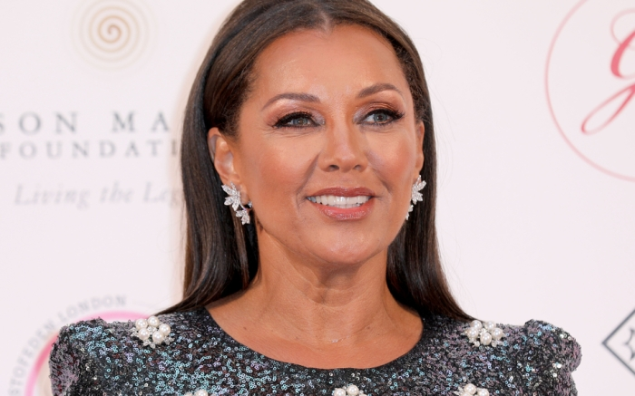 Vanessa WilliamsThe Global Gift Nelson Mandela Centenary dinner, London, UK - 24 Apr 2018