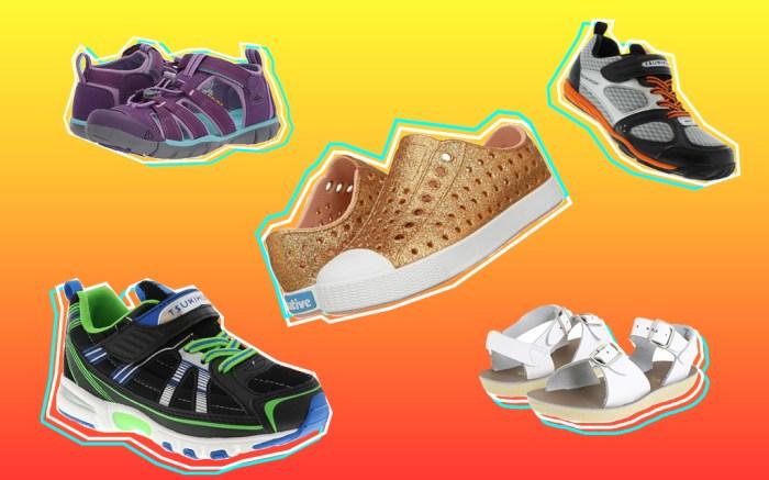 Kids' Shoes Summer