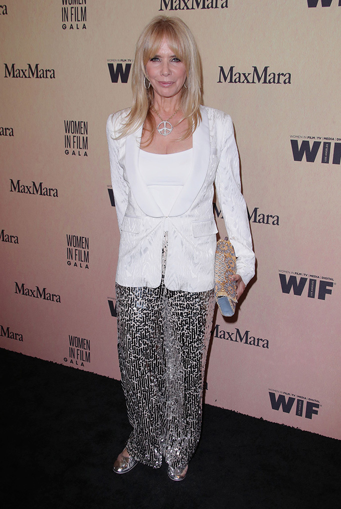 Rosanna ArquetteWomen In Film Gala, Arrivals, Beverly Hilton, Los Angeles, USA - 12 Jun 2019