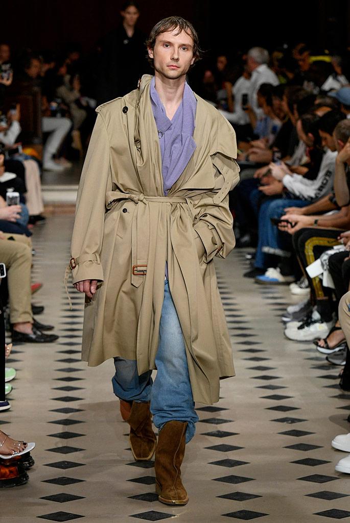 Y/Project spring 2020, Paris Fashion Week Men's.
