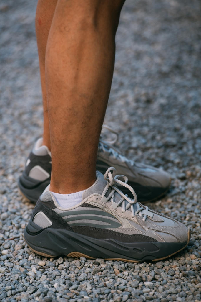 Adidas Yeezy Boost 700 V2 Tephra, street style, sneakers, mfw