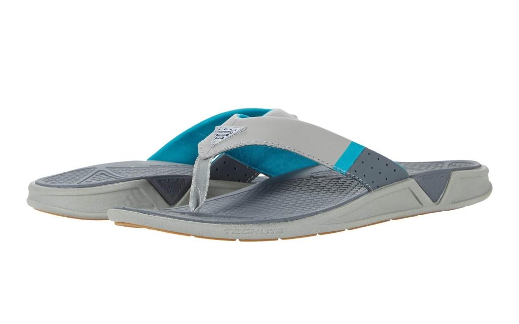Columbia Rostra PFG flip-flop sandal, men's flip flops