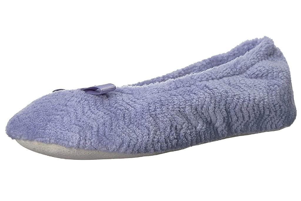 women's slippers, Isotoner Ballerina House Slipper