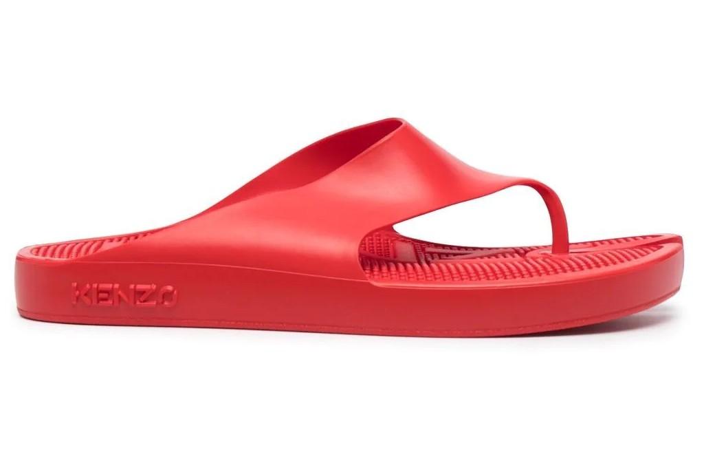 kenzo flip flops, men's flip flops