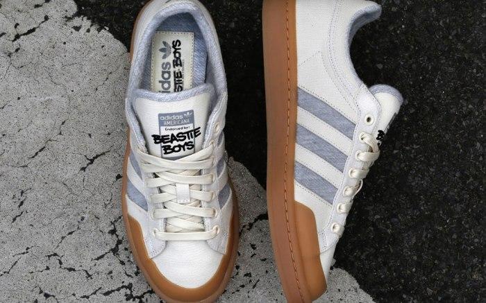 Adidas Skateboarding x Beastie Boys Americana sneaker