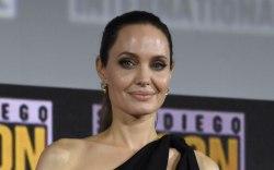 Angelina jolie, marvel studios panel, comic-con,