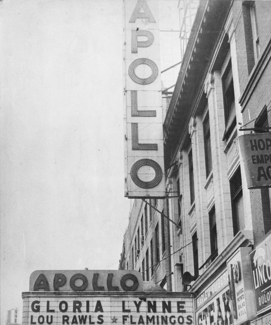 Apollo Marquee