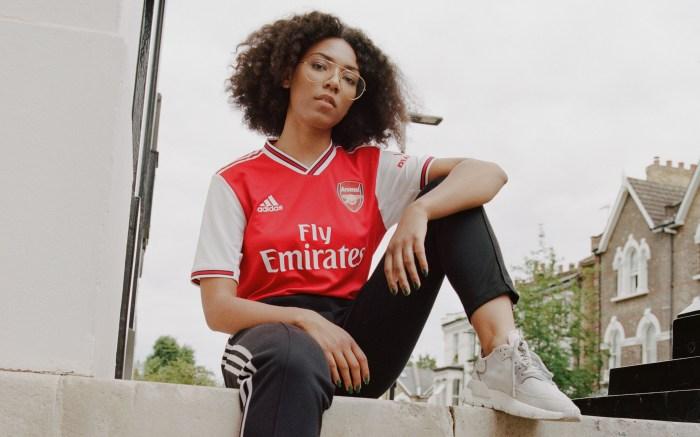Adidas Arsenal Soccer Jersey