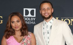 Ayesha, Steph curry, celebrity style, the