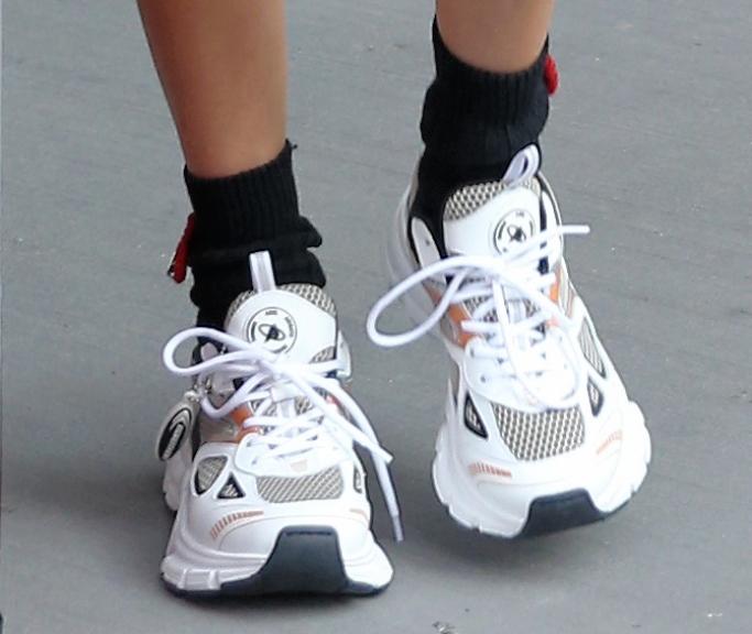 bella hadid sneakers