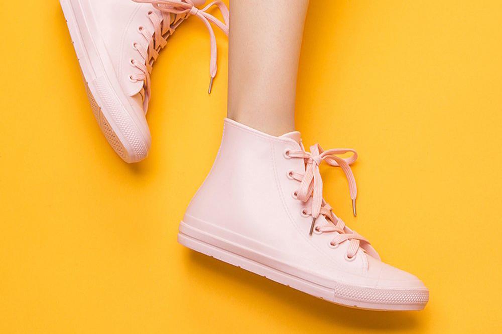 best-rain-shoes-women rubber sneakers rubber converse