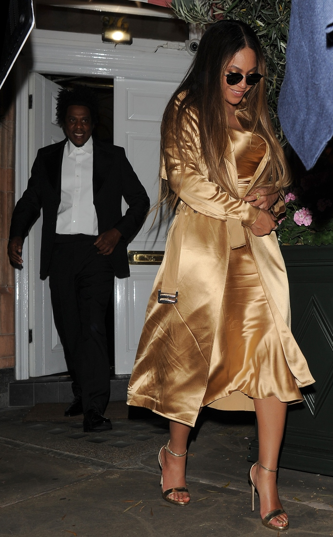 beyonce and jay-z, jimmy choo gold sandals