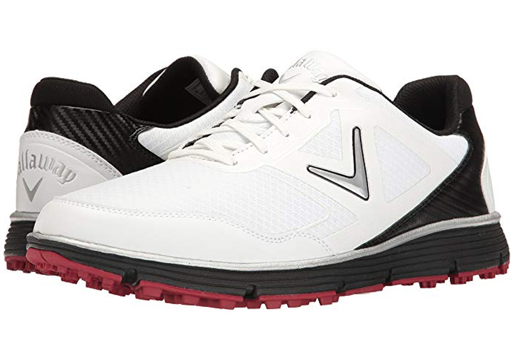 allaway Mens Balboa Vent Golf Shoes