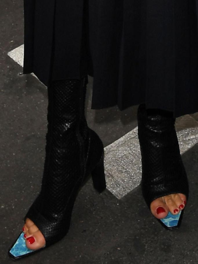 celine dion shoes