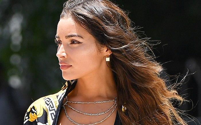 Olivia Culpo, Versace