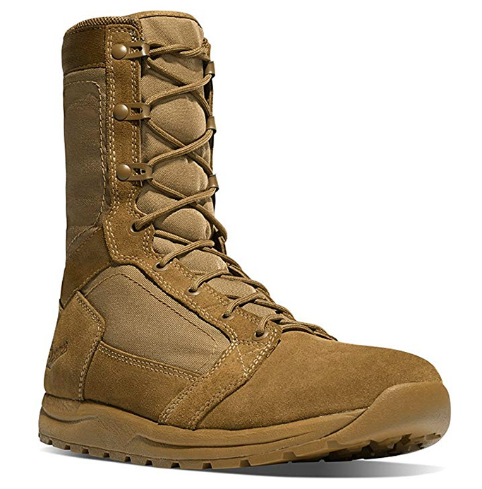 danner combat tactical boots, coyote