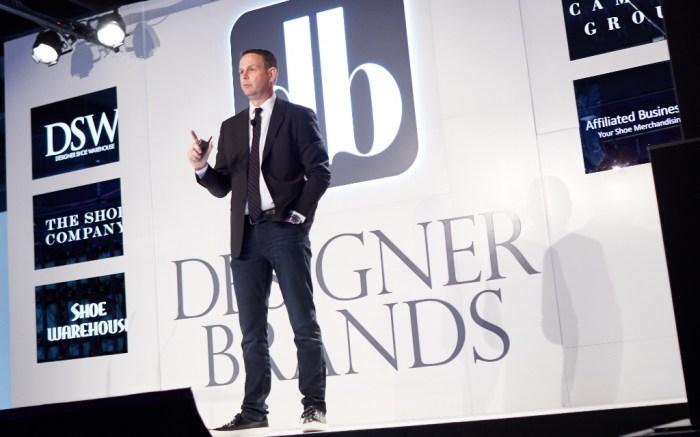 Designer Brands Roger Rawlins