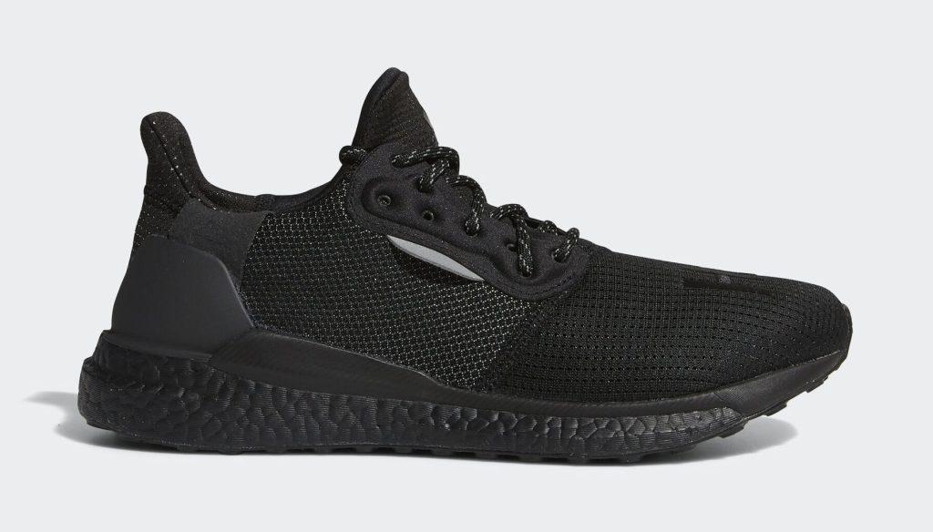 Adidas Pharrell Solar Hu Glide Black