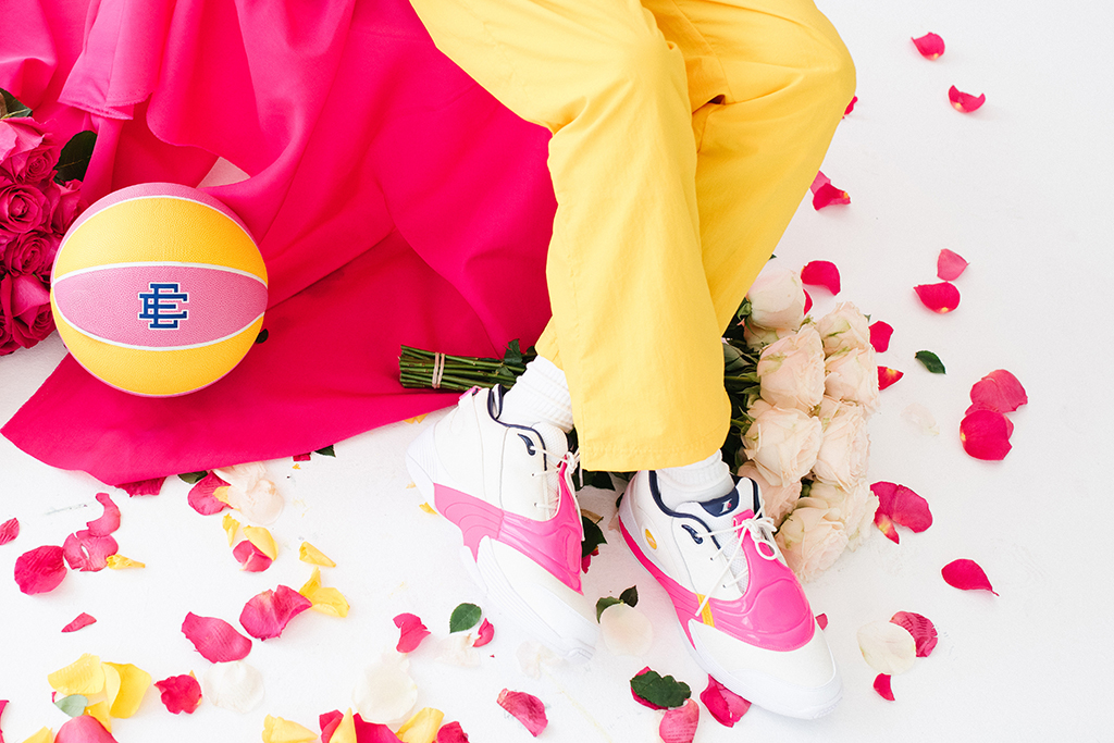 Reebok Remixes Classic Basketball Shoes