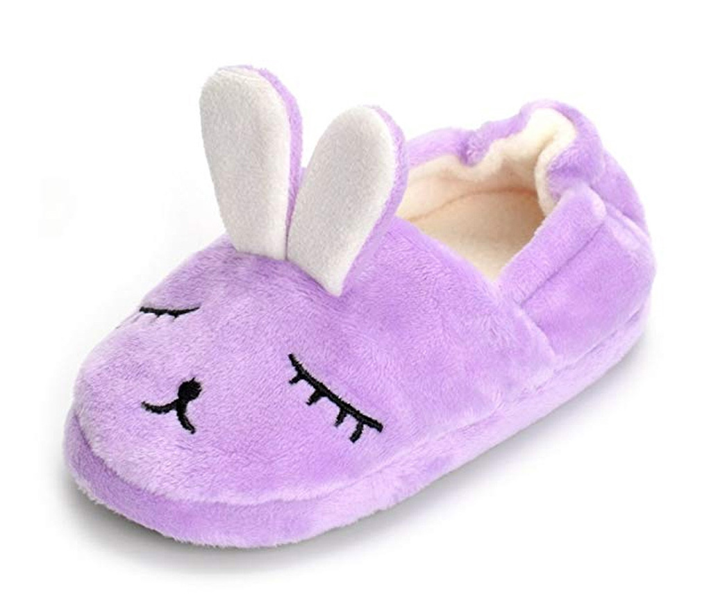 Estamico Toddler Girls' Bunny Slipper