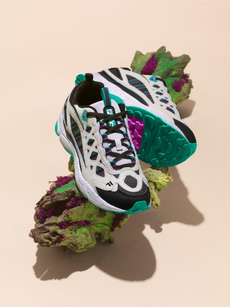 fila, fila sneakers, fila explore, outdoors