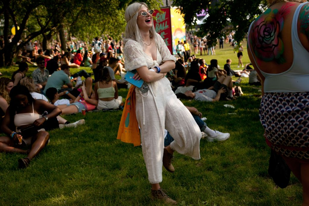 Governor's Ball Music Festival 2019Street Style, Governor's Ball Music Festival, New York, USA - 31 May 2019