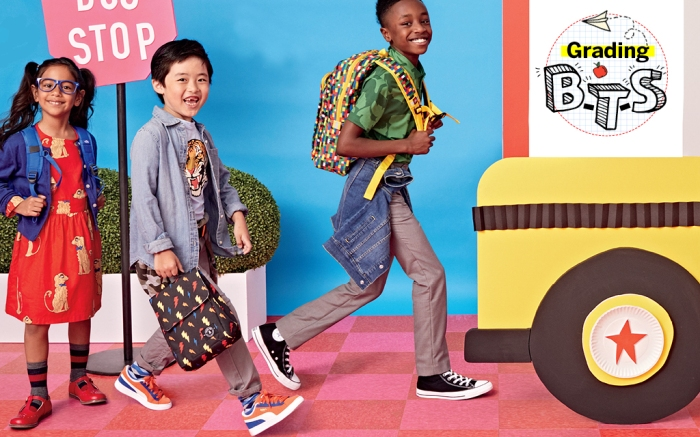 Zappos.com Back-to-school Catalog