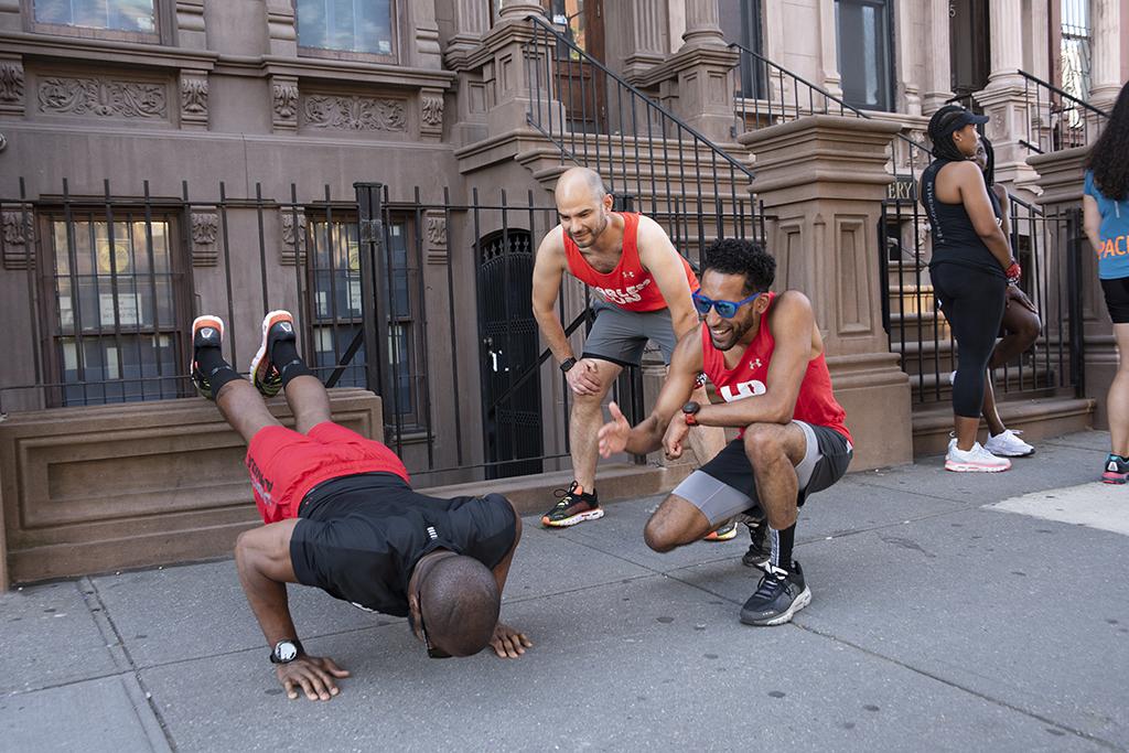 Harlem Run Under Armour Hovr Infinite