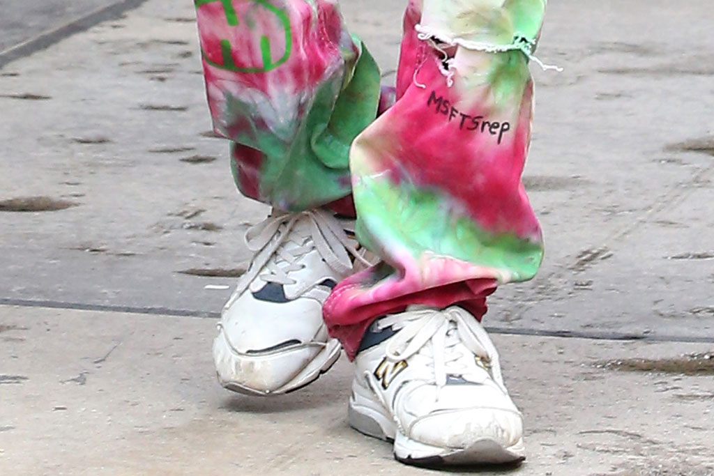 Jaden Smith, New Balance, Sneakers, skateboarding, New York