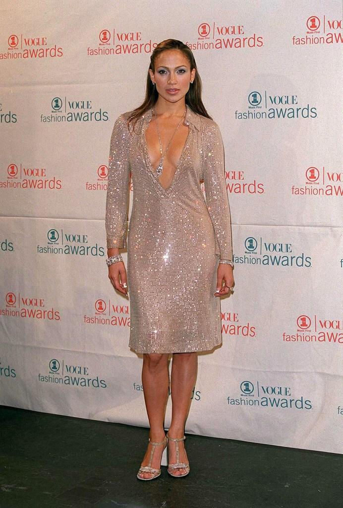 Jennifer LopezVH1 VOGUE FASHION AWARDS CEREMONY, NEW YORK AMERICA - 1999