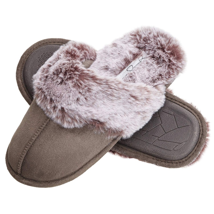 jessica simpson memory foam slippers