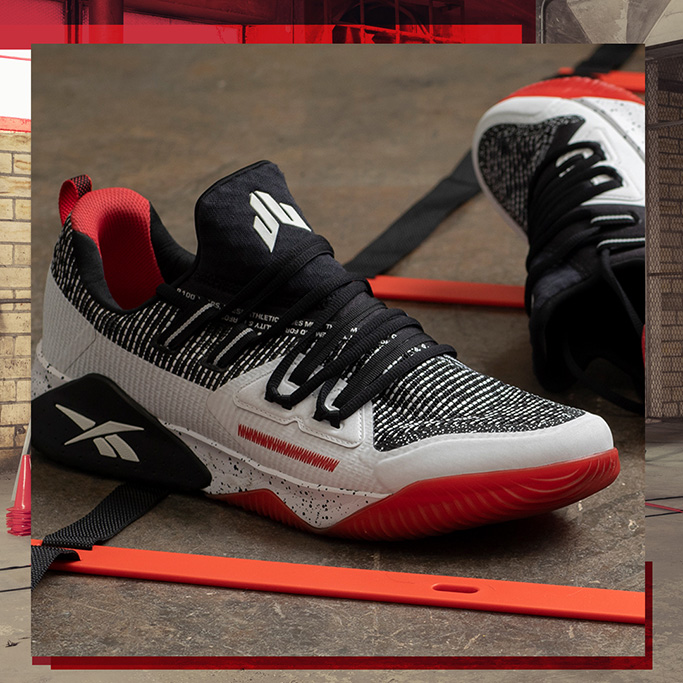 Reebok JJ III, Varsity Pack sneaker