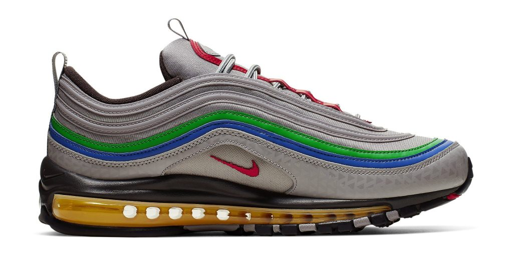 Nintendo 64-Inspired Nike Air Max 97 shoes