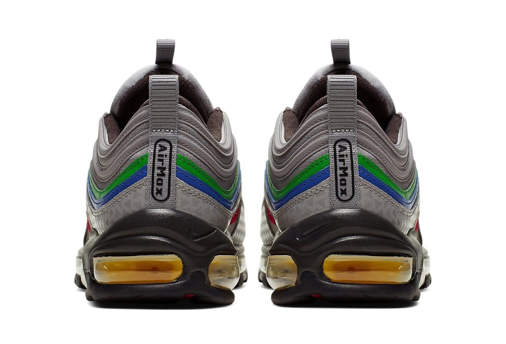 Nintendo 64-Inspired Nike Air Max 97