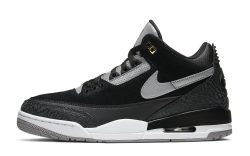 Nike Air Jordan 3 Tinker 'Black