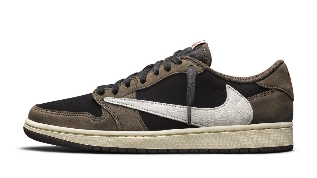 Travis Scott x Air Jordan 1 Low