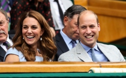 kate middleton and prince william wimbledon