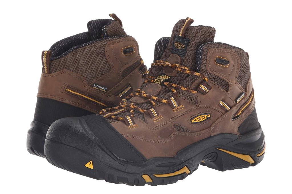 keen, boots