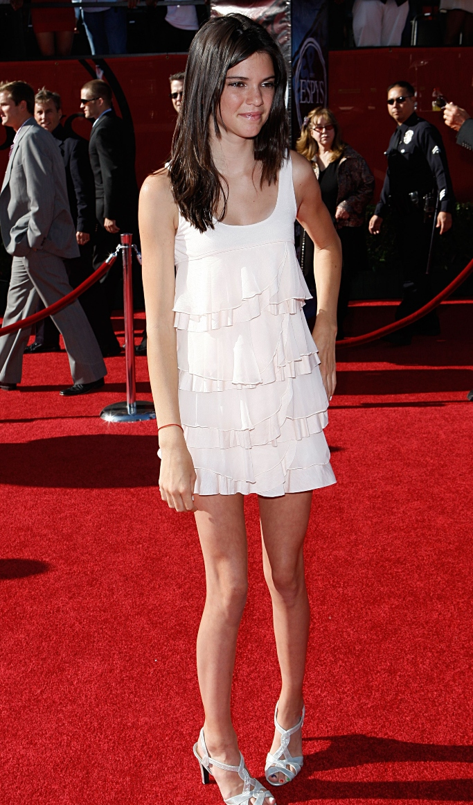 2009 ESPY Awards Red Carpet, Kendall Jenner