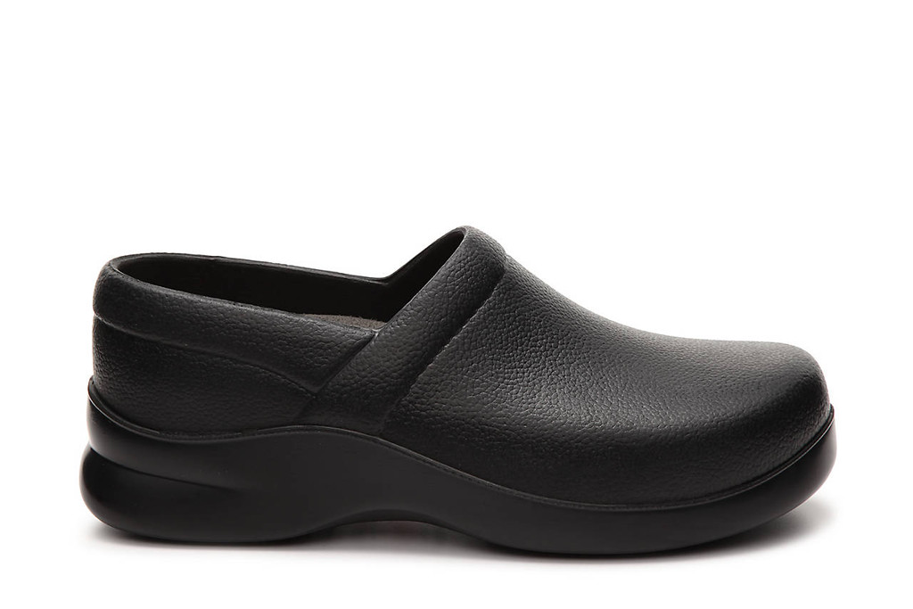 klogs sandals, usa made shoes, black clogs