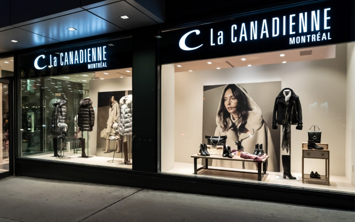La Canadienne Montreal Store
