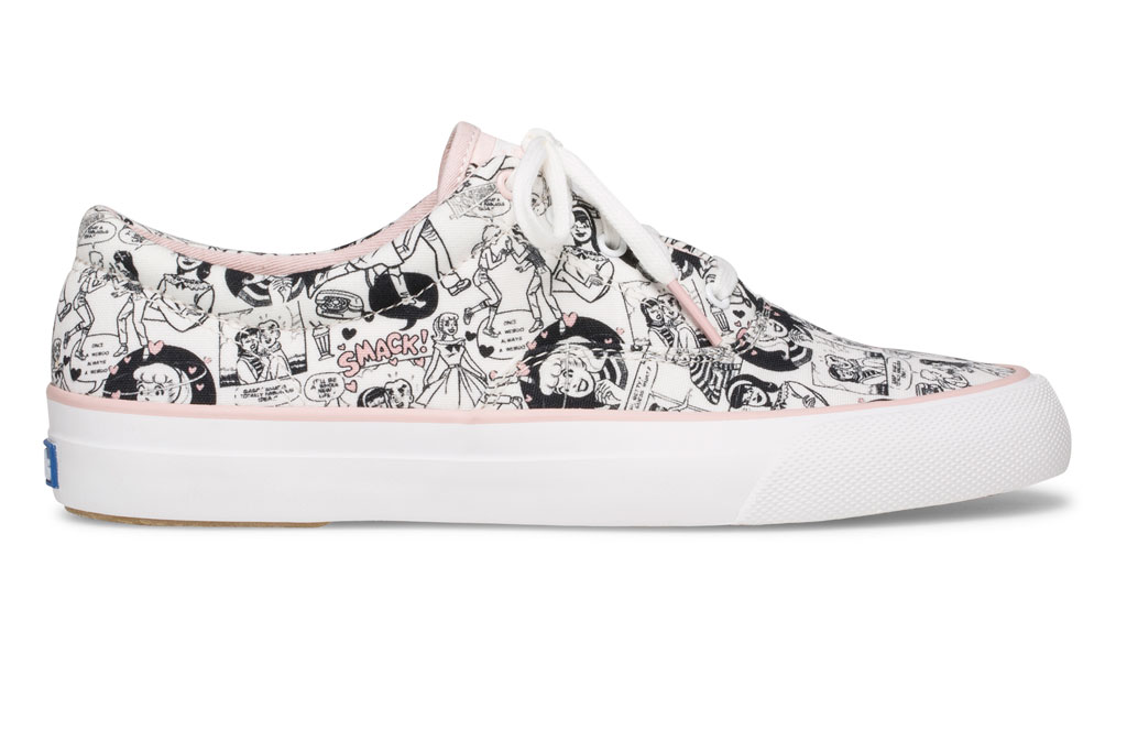 Keds, Betty and Veronica, Collab, Comics, Riverdale