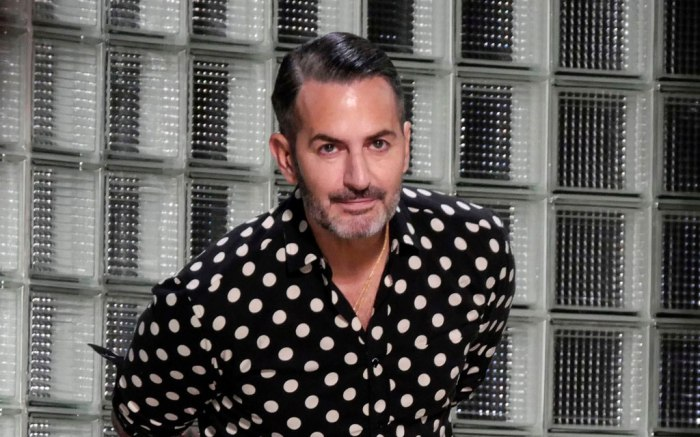 Marc Jacobs, nyfw, runway, september 2018, fashion designer