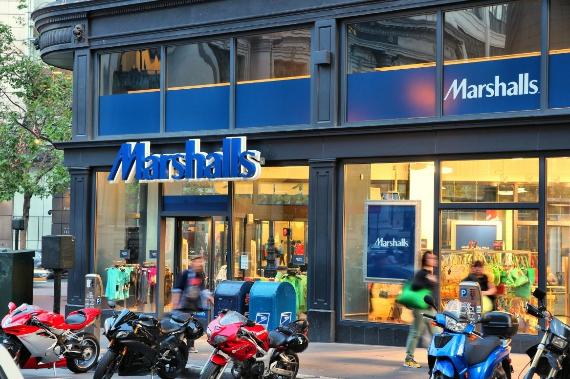 Marshalls Parent Agrees to Settle Wage