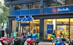 Marshalls, storefront