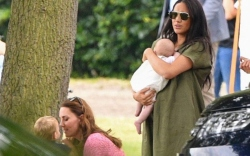 Meghan markle, kate middleton, baby archie,