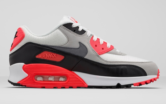 Simular pedestal Descripción  Nike Air Max 90 'Infrared' Is Rumored to Return in 2020 – Footwear News